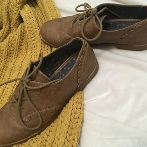 Maurices Shoes - Leather Shoes